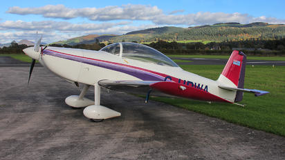 G-HPWA - Private Vans RV-8