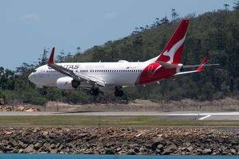 VH-VZO - QANTAS Boeing 737-800
