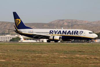 EI-DPF - Ryanair Boeing 737-800