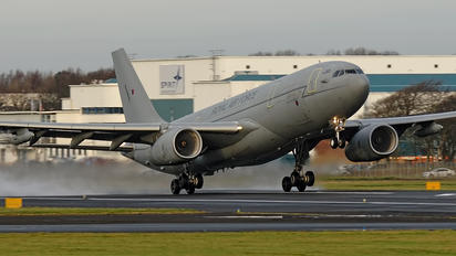 ZZ334 - Royal Air Force Airbus Voyager KC.3