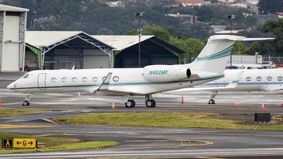 N462MK - Private Gulfstream Aerospace G-V, G-V-SP, G500, G550