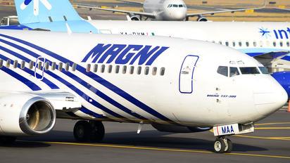 XA-MAA - Magnicharters Boeing 737-300