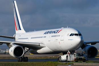 F-GZCG - Air France Airbus A330-200