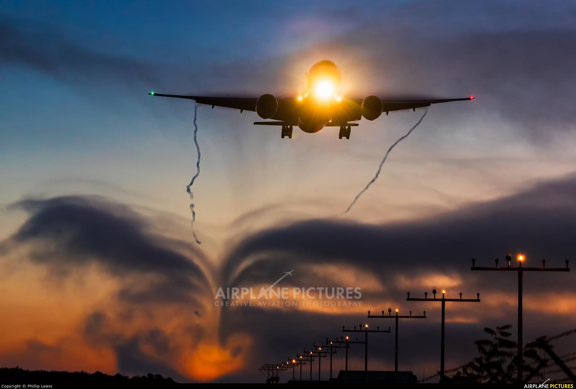 Lufthansa Cargo - aircraft at Frankfurt