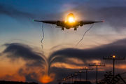 - - Lufthansa Cargo Boeing 777F aircraft