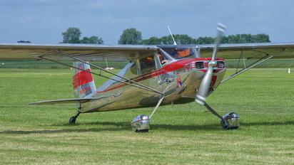 N3651V - Private Cessna 140