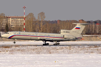 RA-85563 - Russia - Air Force Tupolev Tu-154B-2