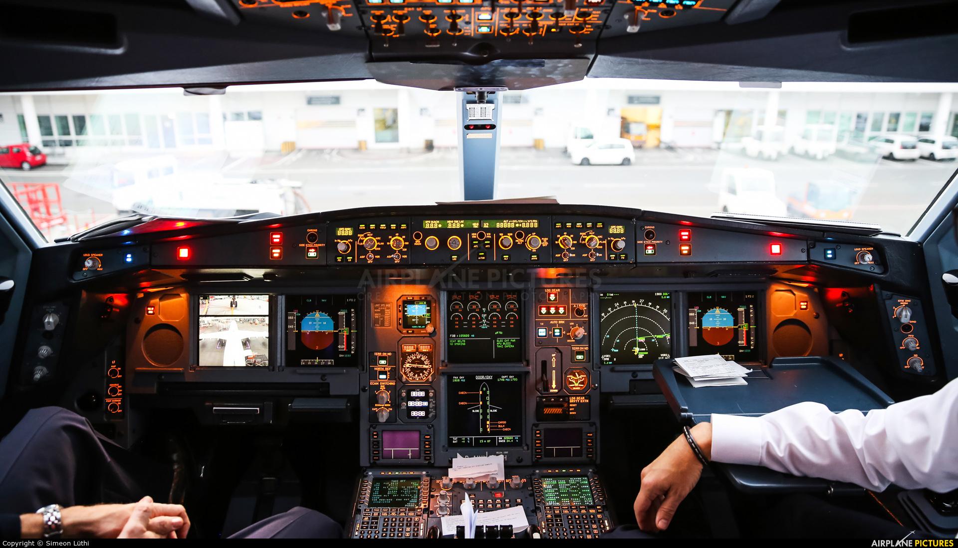 Lufthansa D-AIHI aircraft at Munich
