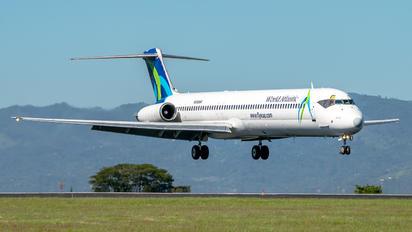 N808WA - World Atlantic Airways McDonnell Douglas MD-83