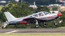 TI-AFQ - Private Piper PA-28 Cherokee aircraft