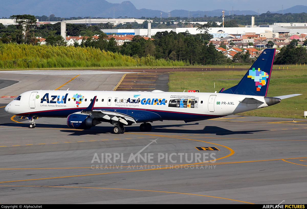 Azul Linhas Aéreas PR-AXL aircraft at Curitiba -  Afonso Pena