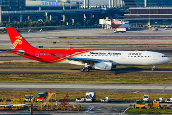 B-1017 - Shenzhen Airlines Airbus A330-300