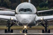 A7-ALY - Qatar Airways Airbus A350-900 aircraft