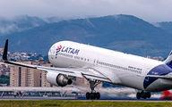 PT-MSY - LATAM Boeing 767-300ER aircraft