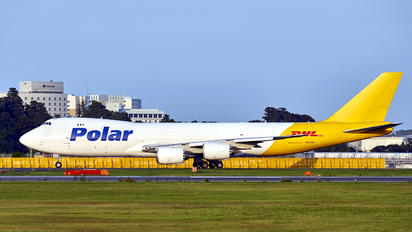 N858GT - Atlas Air Boeing 747-8F