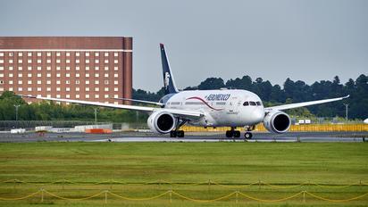 XA-ARM - Aeromexico Boeing 787-8 Dreamliner