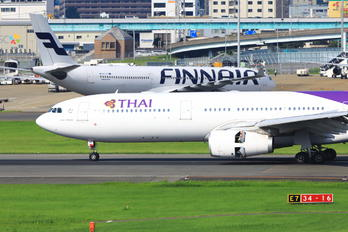HS-TBG - Thai Airways Airbus A330-300