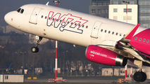 HA-LXJ - Wizz Air Airbus A321 aircraft