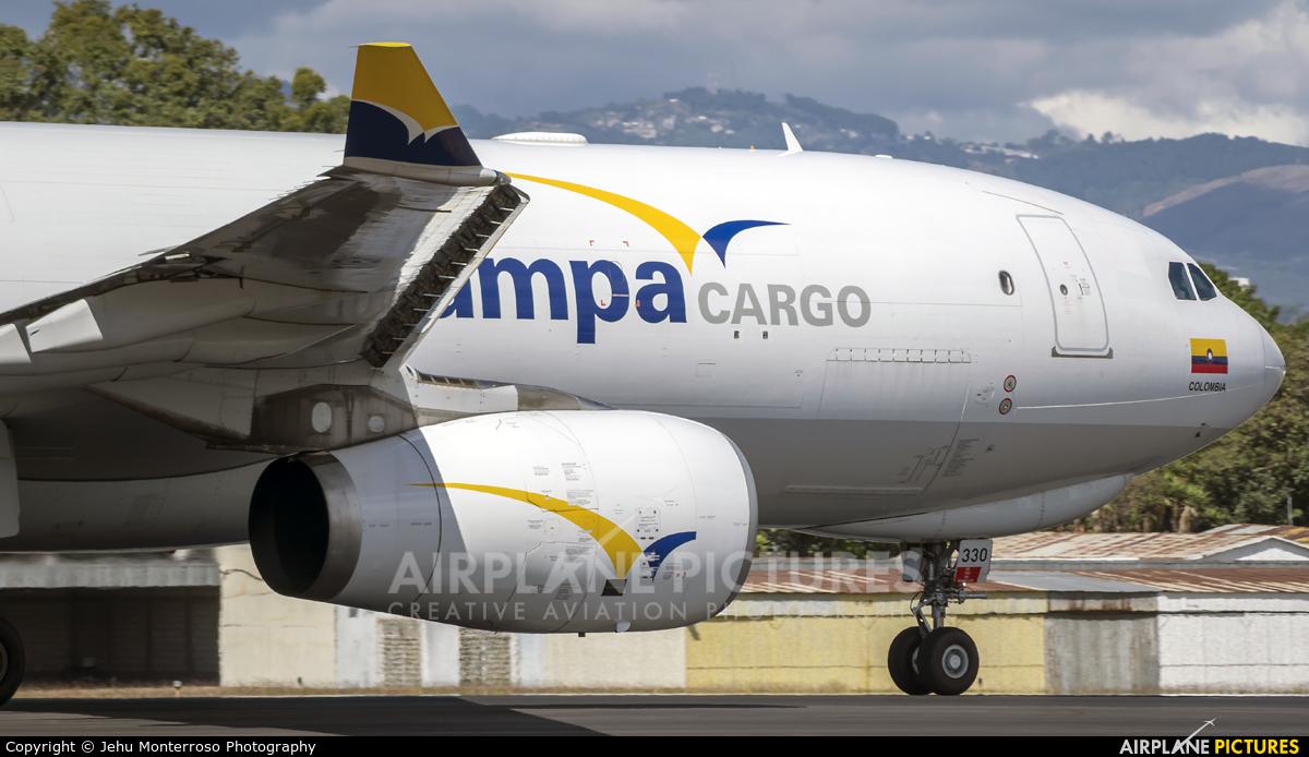 Tampa Cargo N330QT aircraft at Guatemala - La Aurora