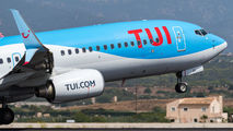G-FDZX - TUI Airways Boeing 737-800 aircraft