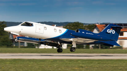 G-CGFD - GFD Learjet 35
