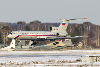 RF-91822 - Russia - Air Force Tupolev Tu-154B-2