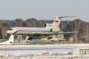RF-91822 - Russia - Air Force Tupolev Tu-154B-2 aircraft