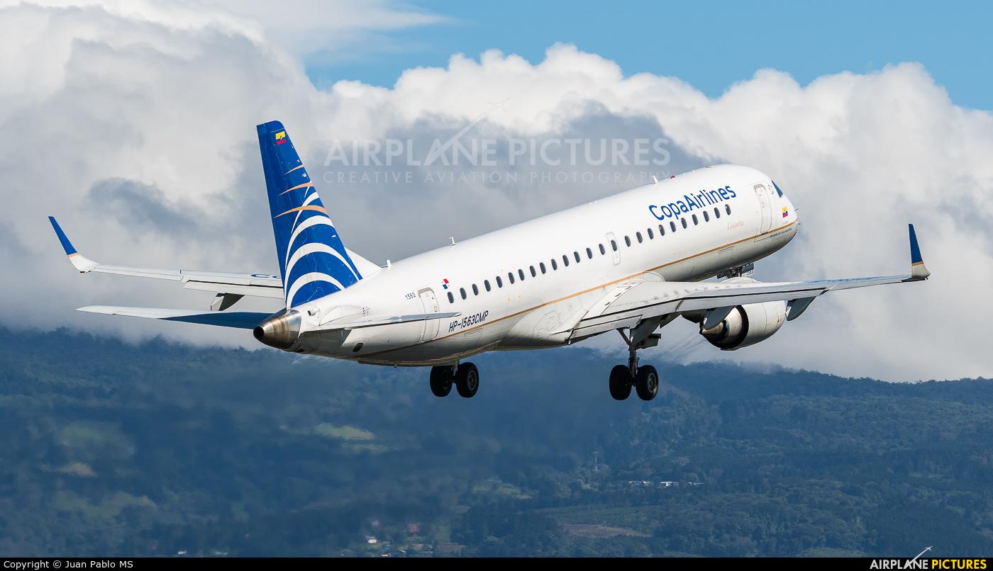 Copa Airlines Colombia HP-1563CMP aircraft at San Jose - Juan Santamaría Intl