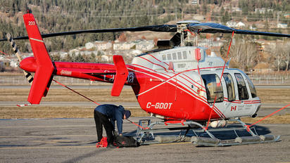 C-GDOT - Canada - Dept of Transport Bell 407