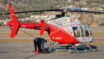 C-GDOT - Canada - Dept of Transport Bell 407 aircraft