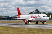 Avianca A320 in new special scheme title=