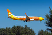 HS-DBT - Nok Air Boeing 737-800 aircraft