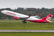 D-ALPH - Air Berlin Airbus A330-200 aircraft