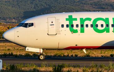 F-HTVC - Transavia France Boeing 737-800