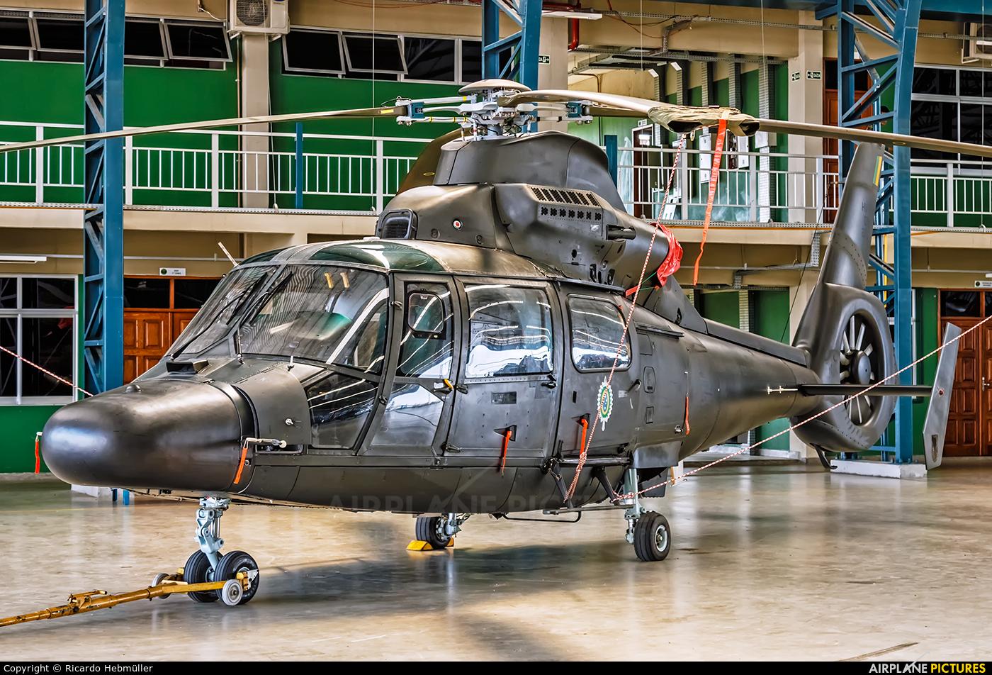 Brazil - Army - aircraft at Manaus - Ponta Pelada