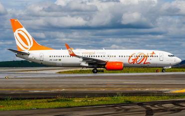 PR-GGM - GOL Transportes Aéreos  Boeing 737-800