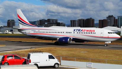 N430XA - Xtra Airways Boeing 737-400