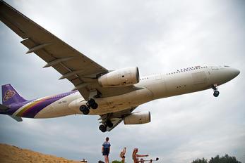 HS-TEO - Thai Airways Airbus A330-300