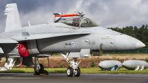 HN-416 - Finland - Air Force McDonnell Douglas F-18C Hornet aircraft