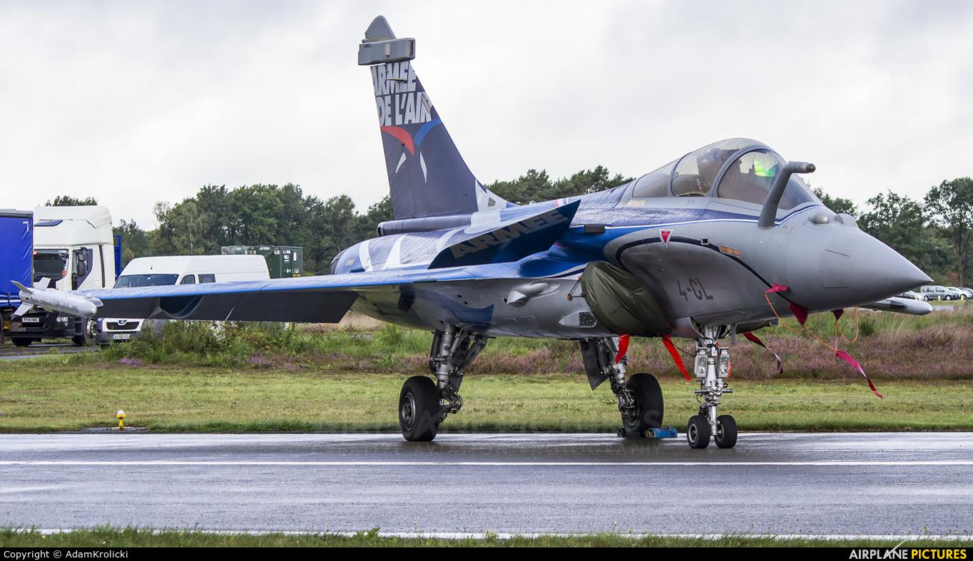 France - Air Force 4-GL aircraft at Kleine Brogel