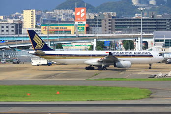 9V-SSB - Singapore Airlines Airbus A330-300