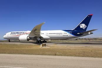 N183AM - Aeromexico Boeing 787-9 Dreamliner