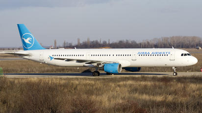 5Y-JZW - Jubba Airways Airbus A321
