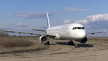 SX-BHT - Olympus Airways Airbus A321 aircraft