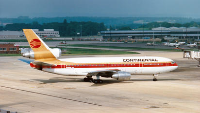 N13066 - Continental Airlines McDonnell Douglas DC-10-30