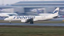 OH-LKR - Finnair Embraer ERJ-190 (190-100) aircraft