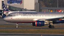 VP-BFA - Aeroflot Airbus A320 aircraft