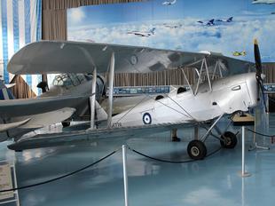 T-6776 - Greece - Hellenic Air Force de Havilland DH. 82 Tiger Moth