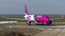 HA-LWY - Wizz Air Airbus A320 aircraft