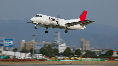 JA8888 - JAL-  Japan Air Commuter SAAB 340